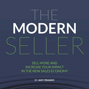 The Modern Seller Audiobook By Amy Franko cover art