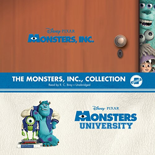 The Monsters, Inc., Collection Audiobook By Disney Press, Kiki Thorpe, Irene Trimble cover art