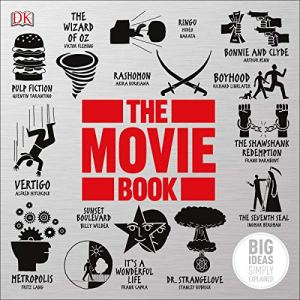 The Movie Book Audiobook By DK cover art