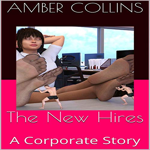 The New Hires Audiobook By Amber Collins cover art