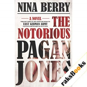 The Notorious Pagan Jones Audiobook By Nina Berry cover art