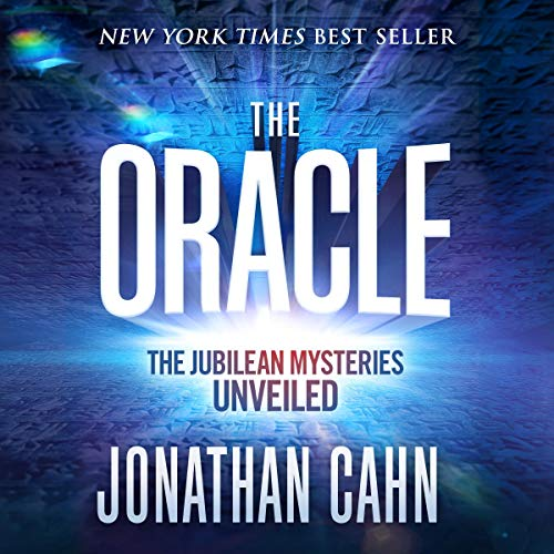 The Oracle Audiobook By Jonathan Cahn cover art