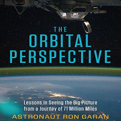 The Orbital Perspective Audiobook By Astronaut Ron Garan cover art
