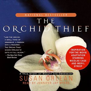 The Orchid Thief Audiobook By Susan Orlean cover art
