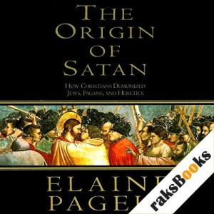 The Origin of Satan Audiobook By Elaine Pagels cover art