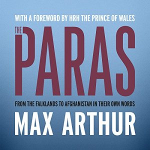 The Paras Audiobook By Max Arthur cover art