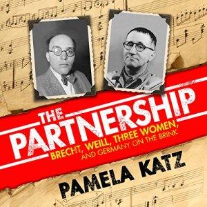 The Partnership Audiobook By Pamela Katz cover art