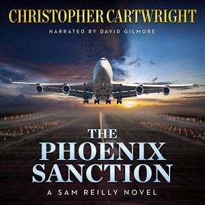 The Phoenix Sanction Audiobook By Christopher Cartwright cover art