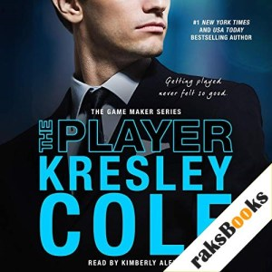 The Player Audiobook By Kresley Cole cover art