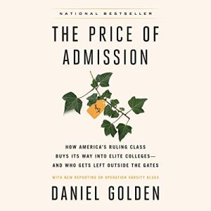The Price of Admission Audiobook By Daniel Golden cover art