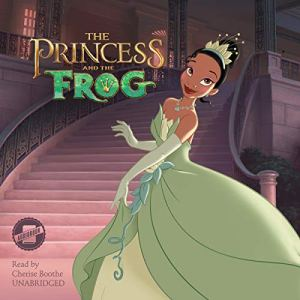 The Princess and the Frog Audiobook By Irene Trimble, Disney Press cover art