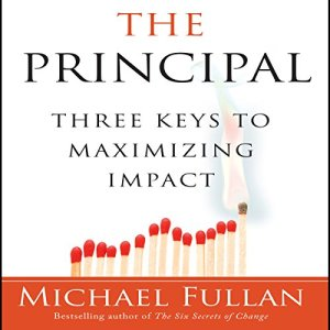 The Principal Audiobook By Michael Fullan cover art