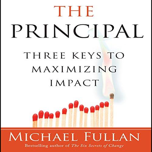 The Principal Audiobook By Michael Fullan cover art