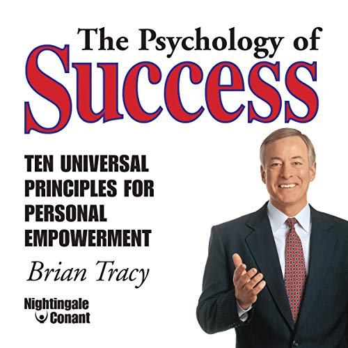The Psychology of Success Audiobook By Brian Tracy cover art