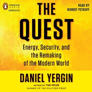 The Quest Audiobook By Daniel Yergin cover art
