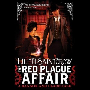 The Red Plague Affair Audiobook By Lilith Saintcrow cover art