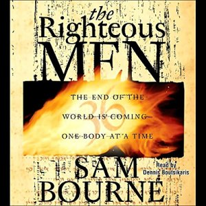 The Righteous Men Audiobook By Sam Bourne cover art