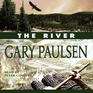 The River Audiobook By Gary Paulsen cover art