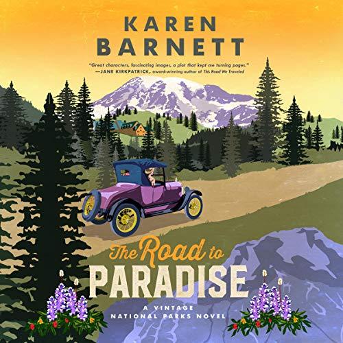 The Road to Paradise Audiobook By Karen Barnett cover art