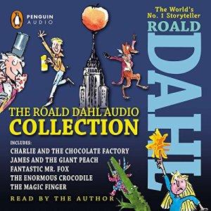 The Roald Dahl Audio Collection Audiobook By Roald Dahl cover art