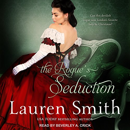 The Rogue's Seduction Audiobook By Lauren Smith cover art