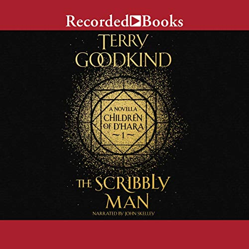 The Scribbly Man Audiobook By Terry Goodkind cover art