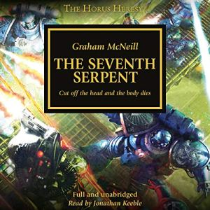 The Seventh Serpent Audiobook By Graham McNeill cover art