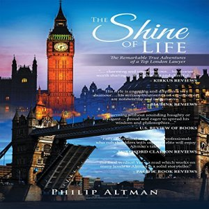 The Shine of Life Audiobook By Philip Altman cover art