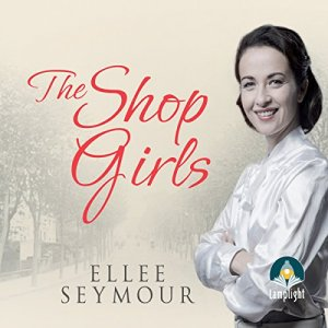 The Shop Girls Audiobook By Ellee Seymour cover art
