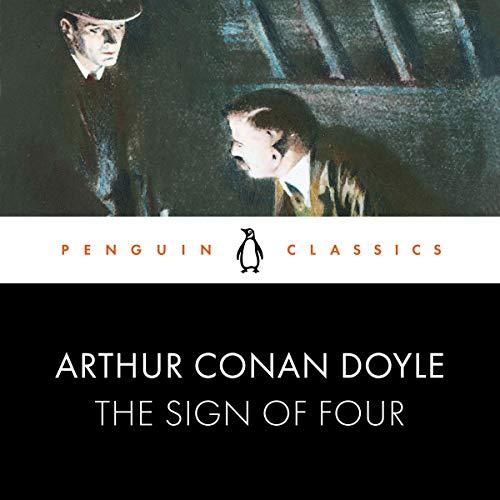 The Sign of Four Audiobook By Arthur Conan Doyle cover art