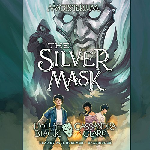 The Silver Mask Audiobook By Holly Black, Cassandra Clare cover art