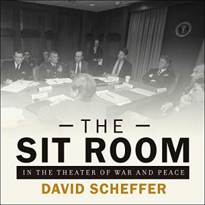 The Sit Room Audiobook By David Scheffer cover art