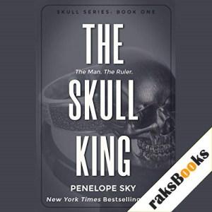The Skull King Audiobook By Penelope Sky cover art