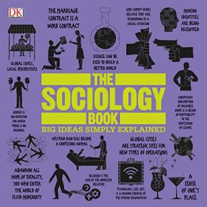 The Sociology Book Audiobook By DK cover art