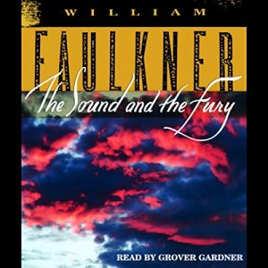 The Sound and the Fury Audiobook By William Faulkner cover art