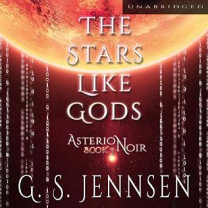 The Stars Like Gods Audiobook By G.S. Jennsen cover art