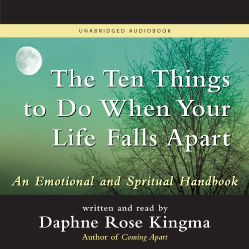 The Ten Things to Do When Your Life Falls Apart Audiobook By Daphne Rose Kingma cover art