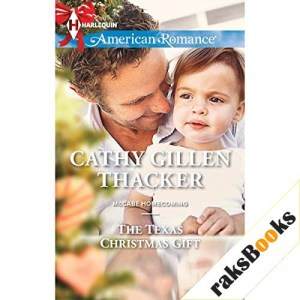 The Texas Christmas Gift Audiobook By Cathy Gillen Thacker cover art