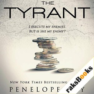 The Tyrant Audiobook By Penelope Sky cover art