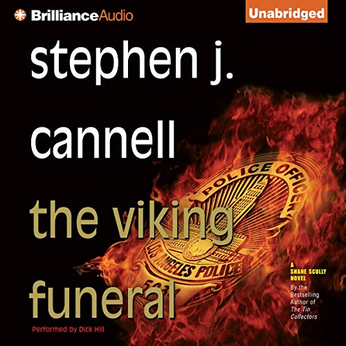 The Viking Funeral Audiobook By Stephen J. Cannell cover art