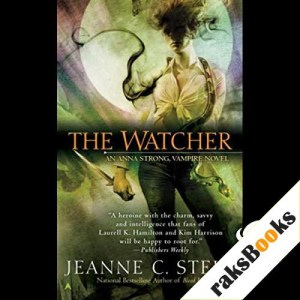 The Watcher Audiobook By Jeanne C. Stein cover art