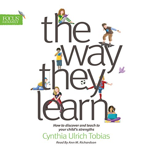 The Way They Learn Audiobook By Cythia Ulrich Tobias cover art