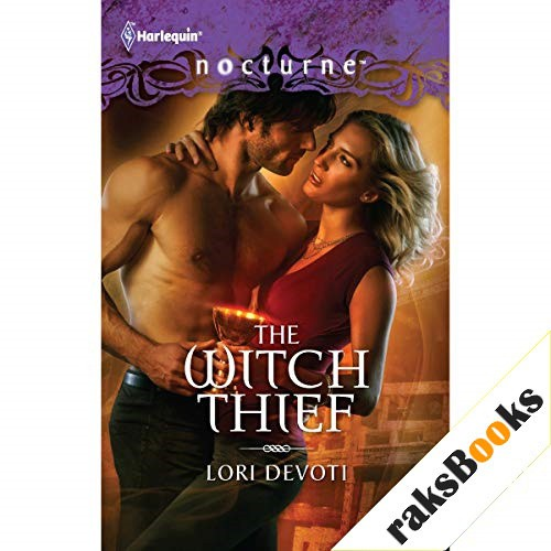 The Witch Thief Audiobook By Lori Devoti cover art