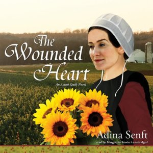 The Wounded Heart Audiobook By Adina Senft cover art