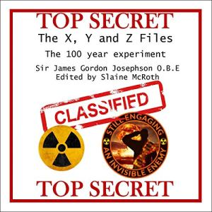 The X, Y and Z Files Audiobook By Slaine McRoth cover art