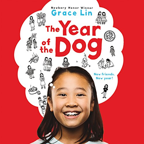 The Year of the Dog Audiobook By Grace Lin cover art