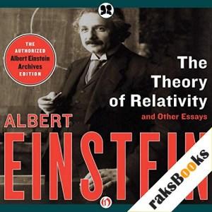 Theory of Relativity Audiobook By Albert Einstein cover art