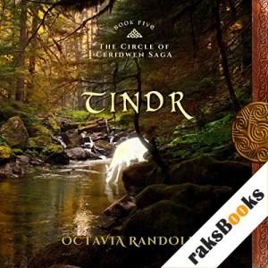Tindr Audiobook By Octavia Randolph cover art