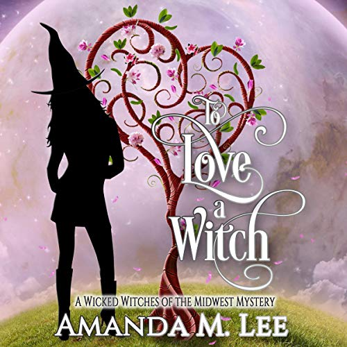To Love a Witch Audiobook By Amanda M. Lee cover art