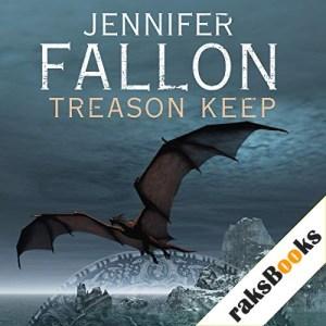 Treason Keep Audiobook By Jennifer Fallon cover art